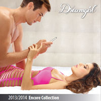 Dreamgirl Encore ランジェリーカタログ