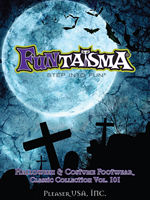 Plaser Funtasma 2013ハロウィンコスチューム用シューズカタログ