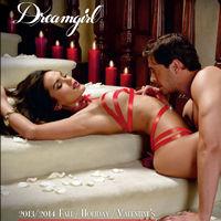Dreamgirl 2013 Fall/Holiday/Valentine ランジェリーカタログ