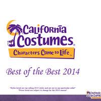 California Costume ベストセラーコスチューム