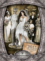 InCharacter Costumes 2015 ハロウィンコスチューム総合カタログ
