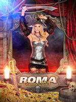 Roma 2015 ハロウィンコスチューム