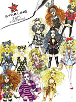 Starline 2015ハロウィンコスチュームカタログ